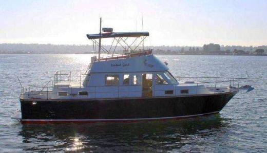 2006 Albin North Sea Cutter