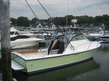1988 Aquasport 281 Fisherman