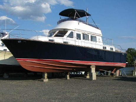 2008 Albin 40 North Sea Cutter w 185 HRS
