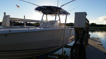 2008 Carrera Boats 32 CC