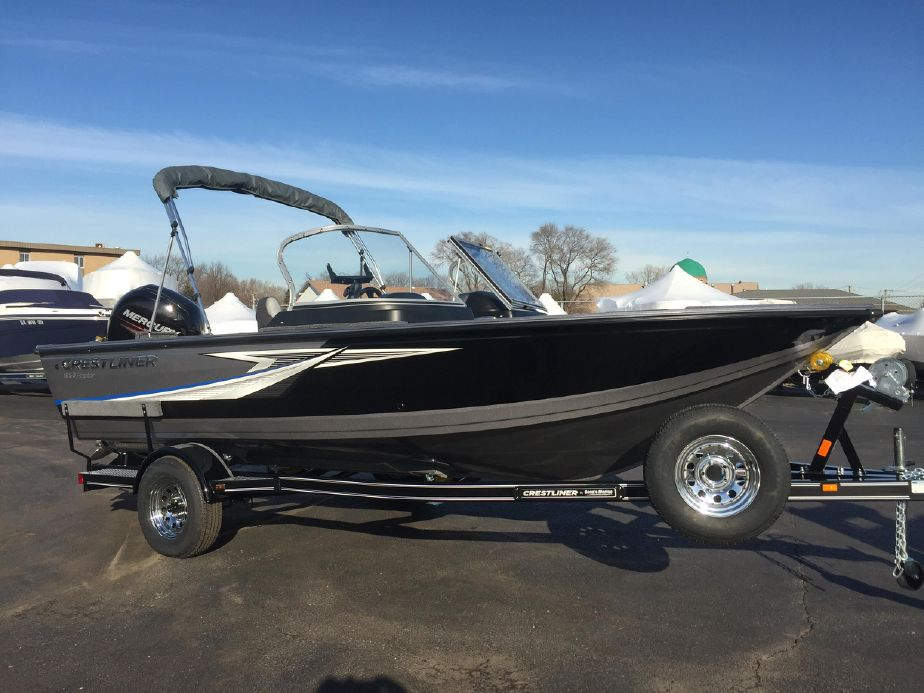 2018 Crestliner 1850 Raptor WT Power New and Used Boats for Sale
