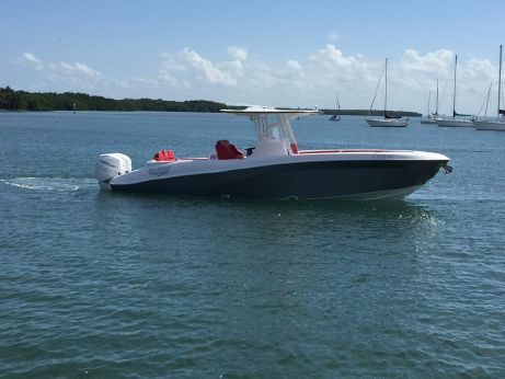 2015 Deep Impact 33 TE Center Console