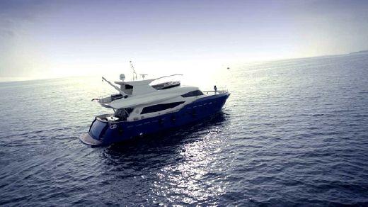 2013 Anemos Motoryacht 78