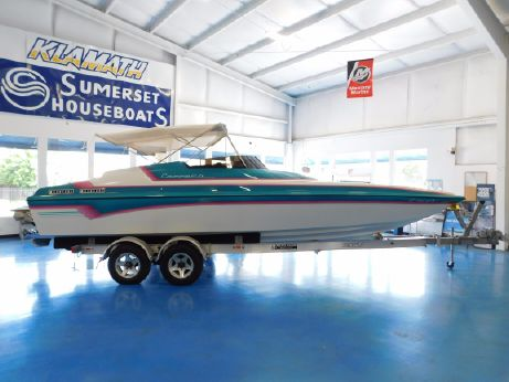 1994 Carrera Boats 26 Cyclone