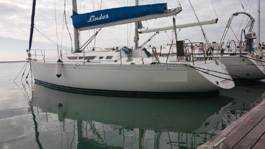 1996 Gibert Marine Gib Sea 414