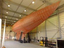 2013 Nathanael G. Herreshoff Two-masted topsail gaff schooner