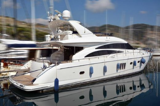 2008 Marine Projects Princess 67
