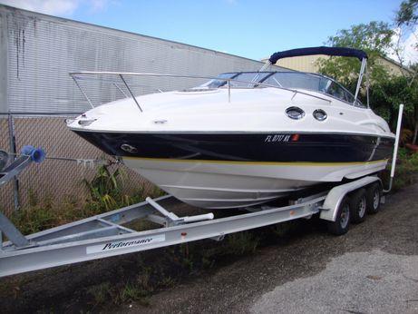 2004 Regal 2650 Cuddy