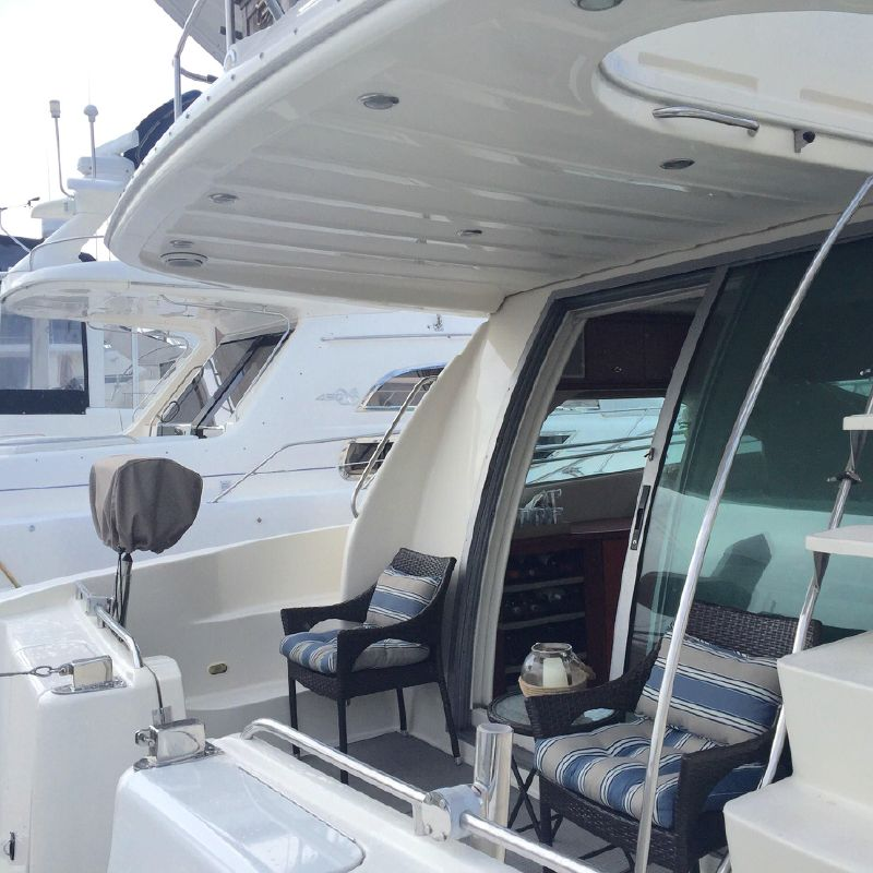 Maxum 4600 SCB for sale in San Diego Marriott Marina