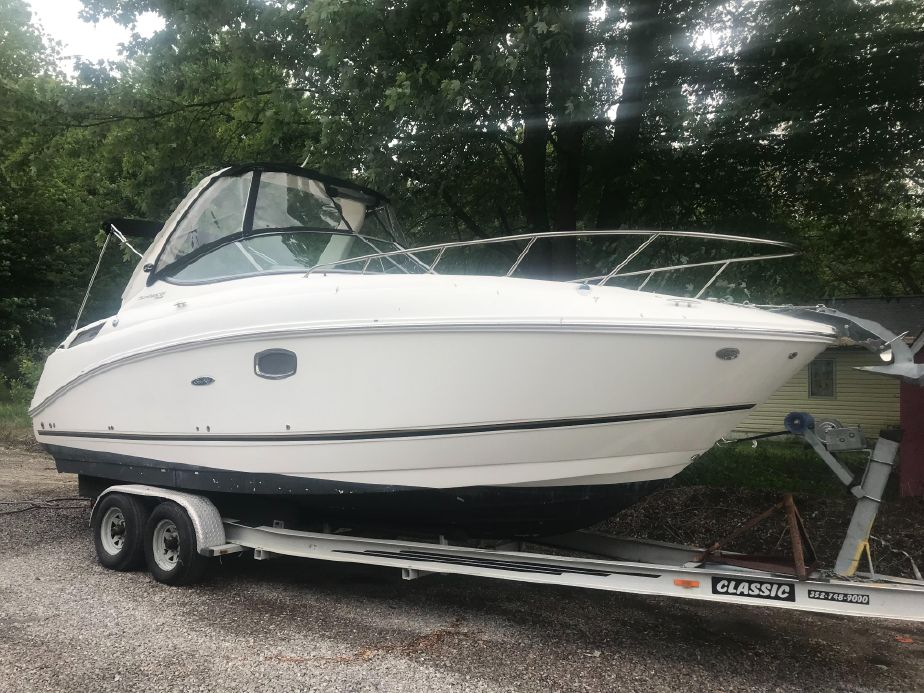 2011 Sea Ray 260 Sundancer Power Boat For Sale - www yachtworld com