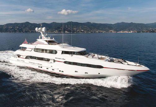 2014 Sunrise Mega Yacht