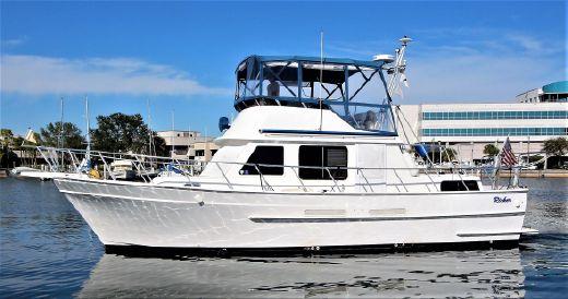 2000 Ricker 42 Classic Trawler