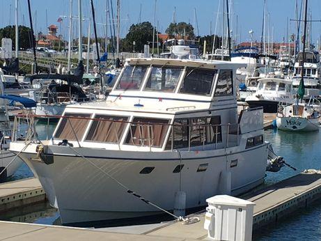 1989 Roughwater Tri-Cabin Trawler