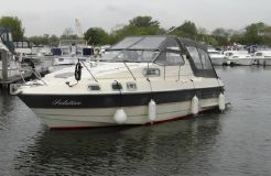 1986 Sealine 285 Ambassador