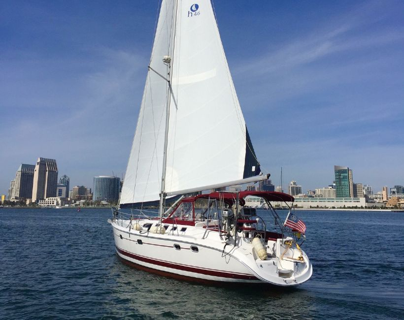 Hunter 46LE Sailboat for sale in San Diego