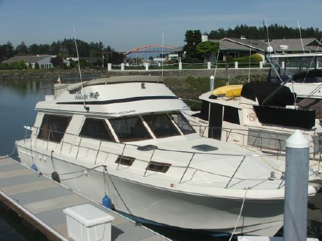1988 Canoe Cove 42 Sports Sedan