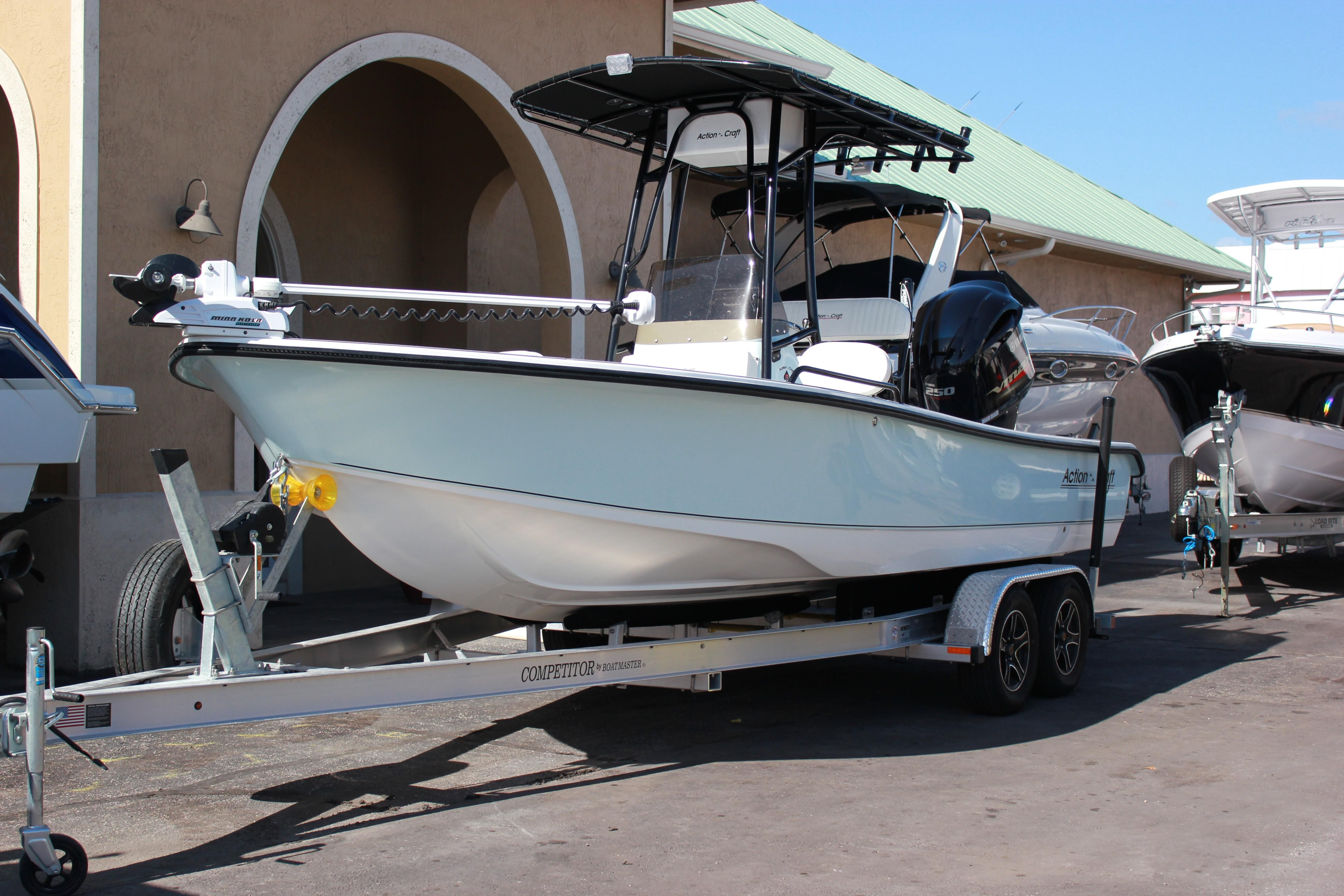2017 action craft 2110 coastal bay power boat for sale for Action craft coastal bay