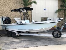 2017 Action Craft 2110 Coastal Bay