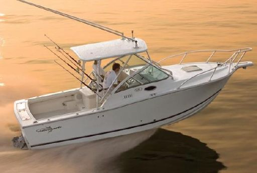 2008 Albemarle 268 Express Fisherman