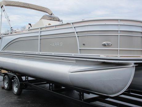 2015 Harris Flotebote Sunliner 240
