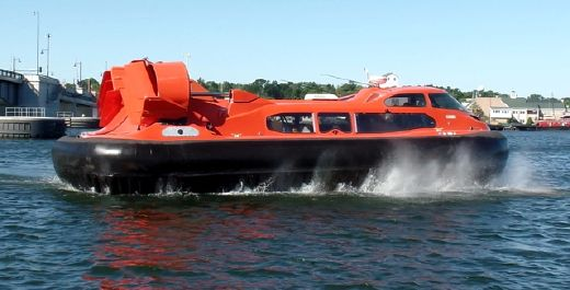 2006 Air Form Hovercraft Built In Usa New Build - 46 Passengers