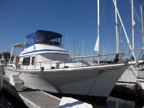 1985 Offshore Yacht Fisher