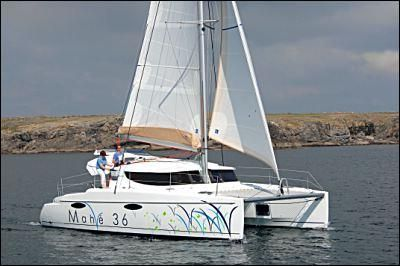 2012 Fountaine Pajot Mahe 36 Evolution