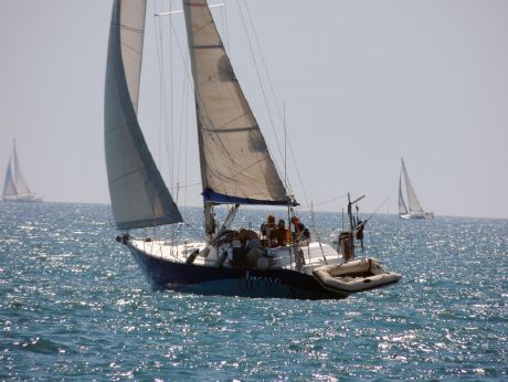 1983 North Wind Mistral 36