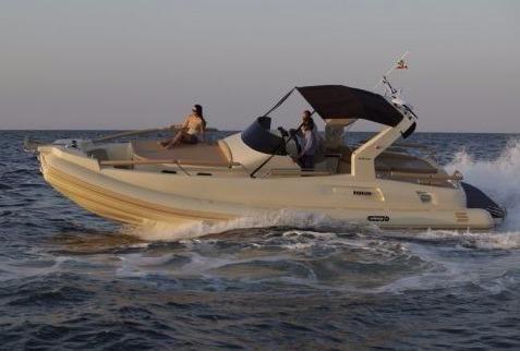 2008 Solemar 32