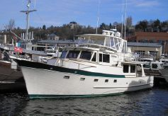 1997 Fleming Pilothouse Motor Yacht