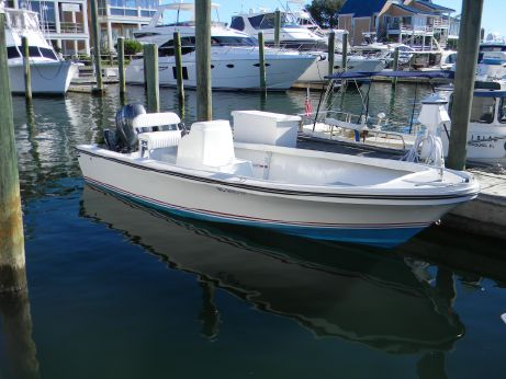 1986 / 2014 Offshore 22 Center Console