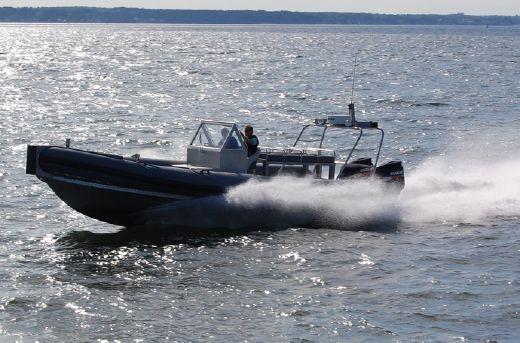 2004 Rib Aluminium