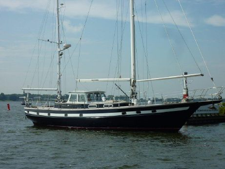 1983 One Off Ketch 54