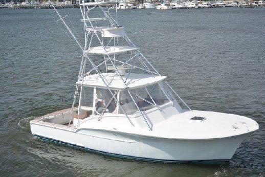 2009 Jersey Cape Devil 36