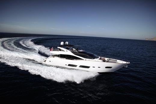 2015 Sunseeker 28 Metre Yacht