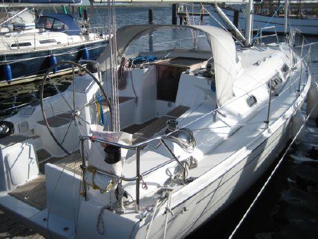 2009 Hanse 370 Epoxy
