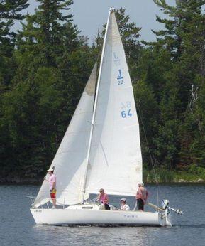 1983 J Boats J 22