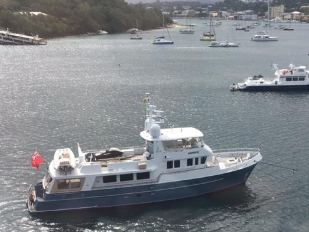 2003 kuipers doggersbank power boat for sale www yachtworld com