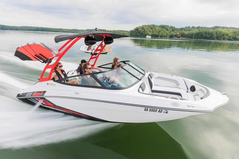 2018 yamaha ar195 power boat for sale for Yamaha outboard financing