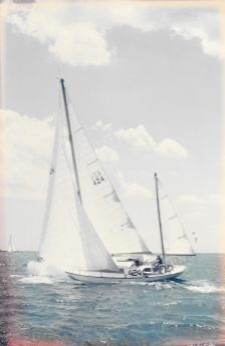 1957 Sparkman & Stephens Nevins Yawl