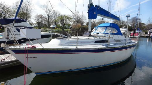 1991 Westerly Seahawk 35