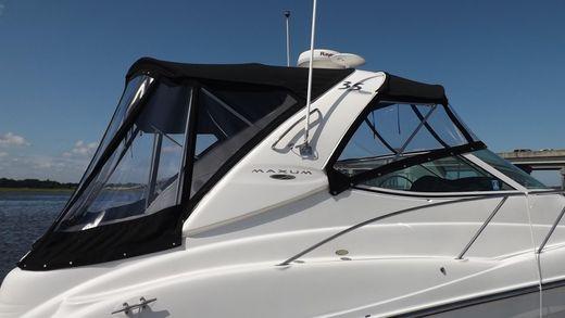 2002 Maxum 3500 SCR
