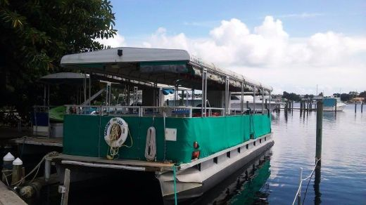 2003 Maurell Commercial Pontoon 40 Coast Guard Certified