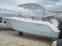 2020 Sea Fox 226 Traveler