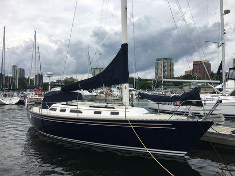 1991 Freedom Yachts 38