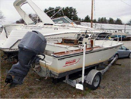 1989 Boston Whaler OUTRAGE