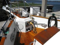 Photo of 42' Grand Banks 42 Heritage Motor Yacht Trawler Galley Down