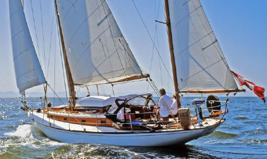 1957 Sparkman And Stephens Yawl