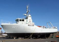 2000 Ex Minesweeper GRP Royal Swedish Navy, offshore, hydrographic