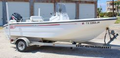 2000 Boston Whaler 160 Dauntless